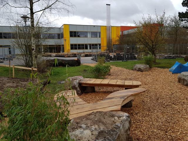 Projekt Schulhofgestaltung Frühjahr 2019