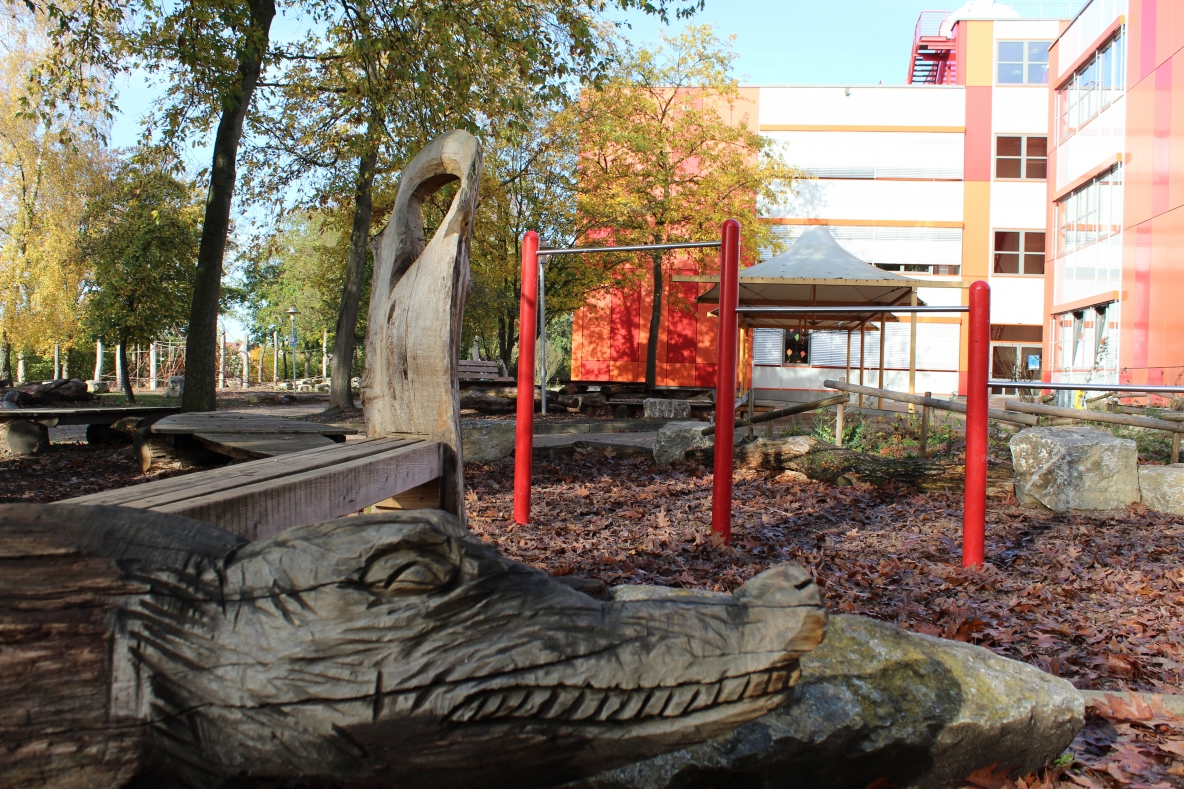 Krokodil & Reckstangen